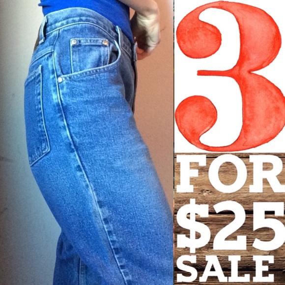 Vintage Denim - Mom Jeans Vintage